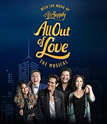 With Love Christmas Cast.All Out Of Love Musical Wikipedia