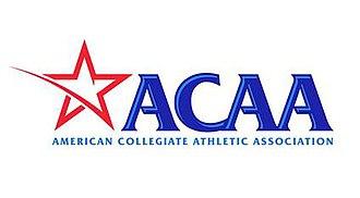 American Collegiate Athletic Association - Image: American Collegiate Athletic Association