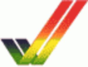 Amiga Corporation - the 1985 logo