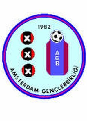 Amsterdam Gençler Birliği - Image: Amsterdam Gençler Birliği logo