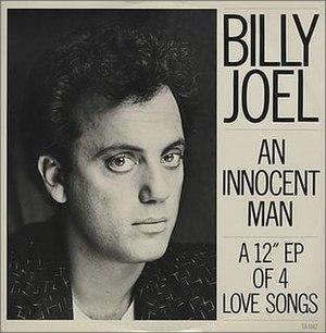 An Innocent Man (song) - Image: An Innocent Man single
