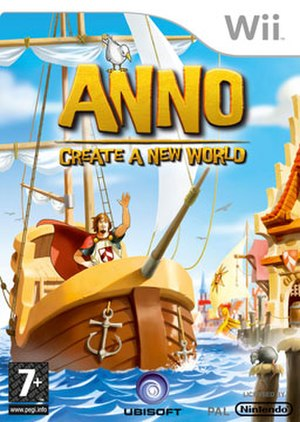 Anno: Create A New World - Image: Anno Create A New World