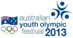 2013 Australian Youth Olympic Festival - Image: Australian Youth Olympic Festival 2013 logo