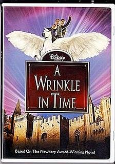 <i>A Wrinkle in Time</i> (2003 film) 2003 film by John Kent Harrison