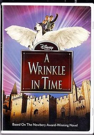 A Wrinkle in Time (2003 film) - A Wrinkle in Time DVD cover