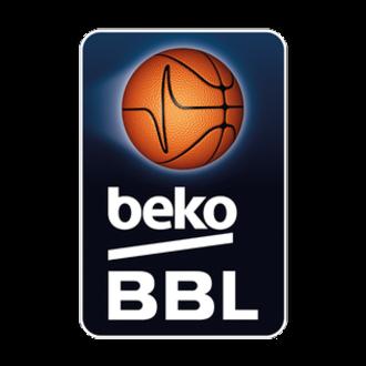Basketball Bundesliga - Image: BEKO BBL logo 2015