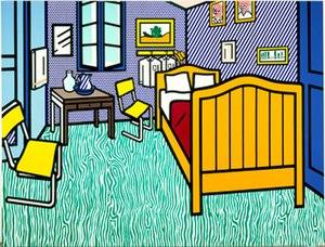 Bedroom at Arles - Image: Bedroom at Arles