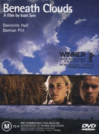 Beneath Clouds - DVD cover