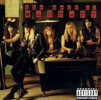 The Best of Warrant - Image: Best Of Warrant