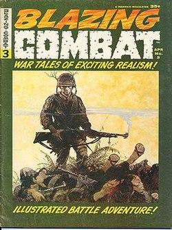 Blazing Combat - Wikipedia