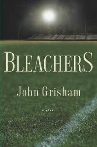 Bleachers (novel) - First edition cover