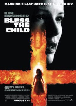 Bless the Child - Theatrical release poster