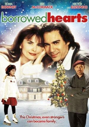 Borrowed Hearts - DVD cover