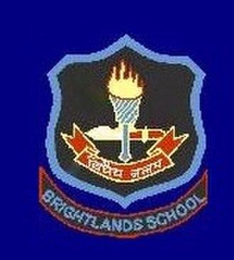 Brightlands School - Image: Brightlands School Logo