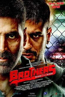 Brothers (2015) Watch Online Free Hindi Movie