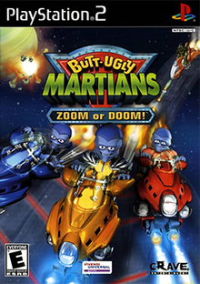 Consider, the butt ugly martians