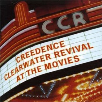 At the Movies (Creedence Clearwater Revival album) - Image: CCR Movies