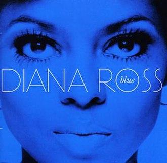 Blue (Diana Ross album) - Image: CD Diana Ross Blue