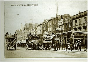 Camden Head - Image: Camden Head 1903