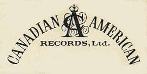 Canadian-American Records - Image: Canadianamericanreco rds
