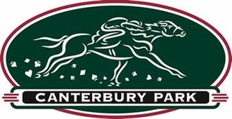 Canterbury Park - Image: Canterbury Park Logo