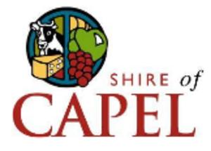 Shire of Capel - Image: Capel logo
