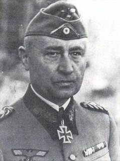 Carl Hilpert German general