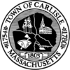 Official seal of Carlisle, Massachusetts