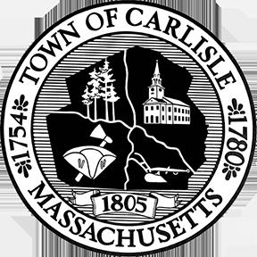 Official seal of Carlisle, Massachusetts