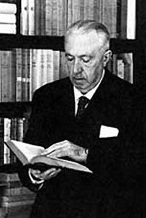 Carlo Emilio Gadda - Carlo Emilio Gadda in the 1960s