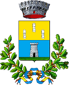 Coat of arms of Castelvetro Piacentino
