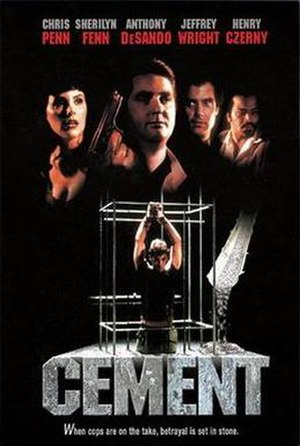 Cement (film) - DVD cover