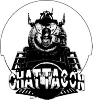 Chattacon - Image: Chattacon train logo