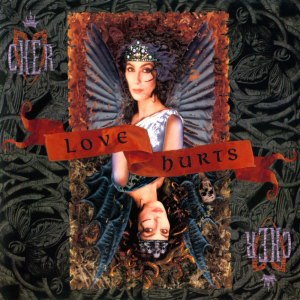 Love Hurts (Cher album) - Image: Cher Love Hurts Frontal