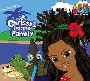 Chrissy's Island Family - Image: Chrissy's Island Family CD