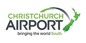 Christchurch International Airport - Image: Christchurch Airport logo 2013