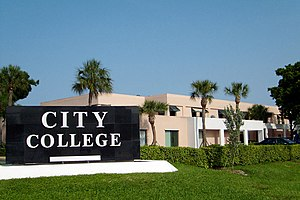 City College (Florida) - Image: City College Fort Lauderdale