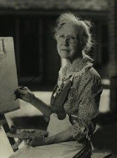 Clara McDonald Williamson American painter