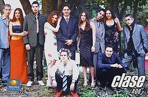 Clase 406 - Image: Clase 406 banda
