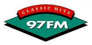 1ZM (New Zealand) - The local version of the green diamond Classic Hits logo used by Classic Hits 97FM Auckland in the 1990s
