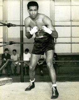 Herbert Lewis Hardwick boxer