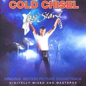 The Last Stand (1984 film) - Image: Cold Chisel Last Stand album