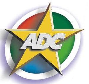 Colima Democratic Association - Image: Colima Democratic Association (logo)