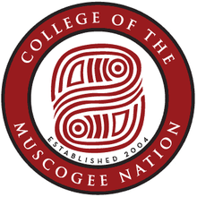College of the Muscogee Nation seal.png