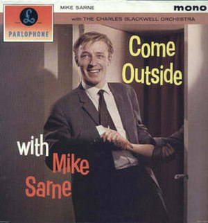 Come Outside (song) - Image: Come Outside Mike Sarne
