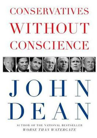 Conservatives without Conscience - Cover of the first edition