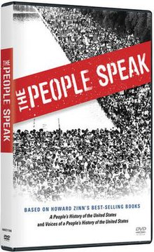 DVD cover of The People Speak.jpg