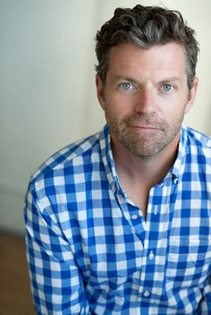 Dave Holmes (actor) - Dave Holmes (photo by Caryn Leigh Posnansky)