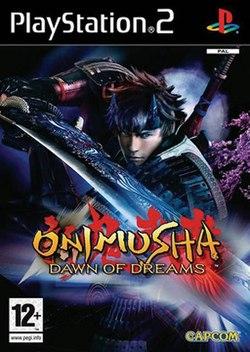 Saga Onimusha [Viejas leyendas de los videojuegos] 250px-Dawn_of_Dreams