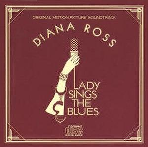 Lady Sings the Blues (soundtrack) - Image: Dianaladyblues